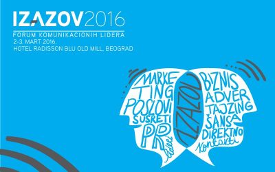Forum komunikacionih lidera – IZAZOV 2016